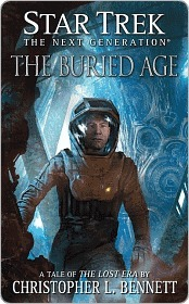 The Buried Age: A Novel of the Lost Era Christopher L. Bennett