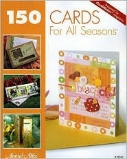 150 Cards for All Seasons Vicki Blizzard