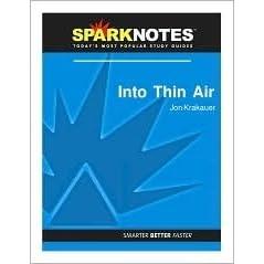 Analysis of Into Thin Air by Jon Krakauer