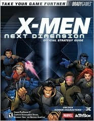 X-Men(tm): Next Dimension Official Strategy Guide  by  Adam Puhl