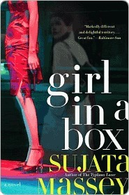 Girl in a Box  by  Sujata Massey