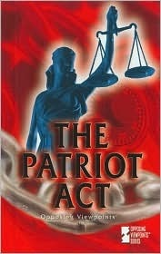 The Patriot Act Louise I. Gerdes