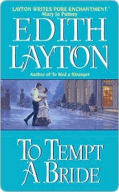 To Tempt a Bride  by  Edith Layton