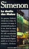 Le Destin De Malou Georges Simenon