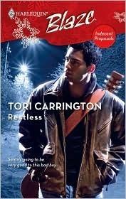 Restless (Harlequin Blaze, No 439) Tori Carrington
