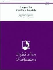 Leyenda (from Suite Espa Ola): Score & Parts Isaac Albéniz