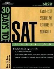 30 Days to the SAT, 2nd Ed Rajiv N. Rimal
