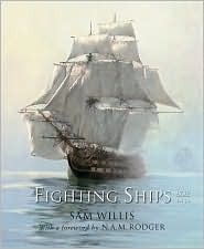 Fighting Ships 1750-1850  by  Sam Willis