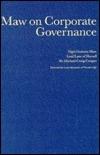 Maw on Corporate Governance Nigel Graham Maw