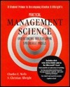 S.G. Practical Management Science Charles E. Wells