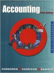 Accounting 1-18 and Target Report and CD Package Charles T. Horngren