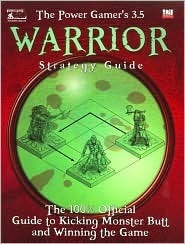 Power Gamers 3.5 Warrior Strategy Guide Goodman Games