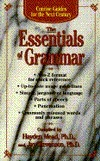 Concise Guides: Essentials of Grammar  by  Hayden Mead