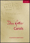 John Rutter Carols: Vocal Score John Rutter