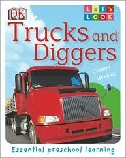 Trucks and Diggers  by  Hannah Wilson
