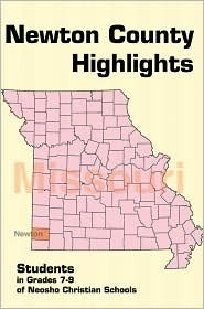 Newton County Highlights  by  School Success Press