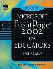Microsoft FrontPage(R) for Educators Jan Ray