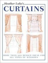 Heather Lukes Curtains  by  Heather Luke