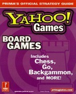 Yahoo! Board Games: Primas Official Strategy Guide  by  Jason Young