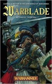 Warblade (Konrad, #3) David S. Garnett
