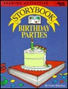 Storybook Birthday Parties  by  Cindy Dingwall