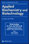 Twentieth Symposium on Biotechnology for Fuels and Chemicals: Presented as Volumes 77 79 of Applied Biochemistry and Biotechnology Proceedings of the Twentieth Symposium on Biotechnology for Fuels and Chemicals Held May 3 7, 1998, Gatlinburg, Tennesee Brian H. Davison