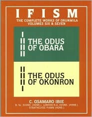 Odus of Obara and Okonron C. Osmanolbie