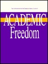 Academic Freedom No. 4  by  Haig Bosmajian