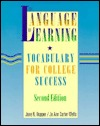 Language of Learning Jane N. Hopper