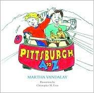 Pittsburgh A to Z Martha Vandalay