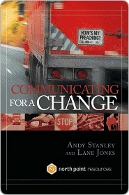 Communicating for a Change: Seven Keys to Irresistible Communication  by  Andy Stanley