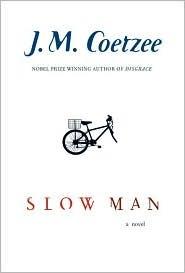 Slow Man J.M. Coetzee