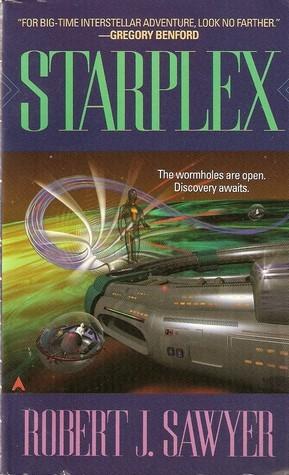 Starplex  by  Robert J. Sawyer