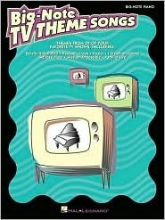 TV Theme Songs Hal Leonard Publishing Company