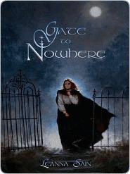 Gate to Nowhere  by  Leanna Sain