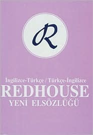 The New Redhouse Portable Dictionary: English-Turkish, Turkish-English S. Bezmez