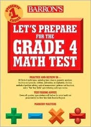 Lets Prepare for the Grade 4 Math Test Margery Masters
