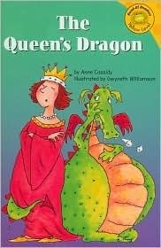 The Queens Dragon  by  Anne Cassidy