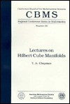 Lectures on Hilbert Cube Manifolds (Conference Board of the Mathematical Sciences Ser,No 28) T. Chapman