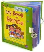 My Book of Secrets Katie Saunders