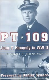 PT 109  by  Robert John Donovan