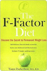 The F-Factor Diet  by  Tanya Zuckerbrot
