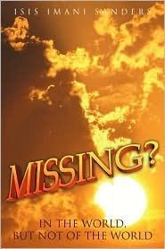 Missing? Isis Imani Sanders