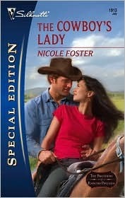 The Cowboys Lady  by  Nicole Foster
