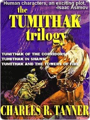 The Tumithak Trilogy  by  Charles R. Tanner