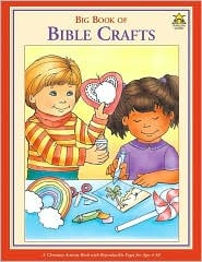 Big Book of Bible Crafts  by  Shining Star