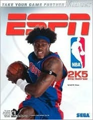 ESPN NBA 2K5 Official Strategy Guide  by  Keith M. Kolmos