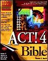 ACT! 4 Bible Thomas E. Barich
