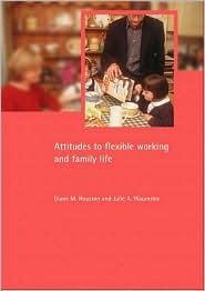Attitudes to flexible working and family life  by  Diane M. Houston