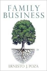 Family Business  by  Ernesto J. Poza
